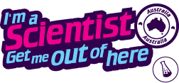 I'm a Scientist, Get me out of Here! Australia logo